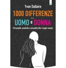 eBook: 1000 differenze tra uomo e donna