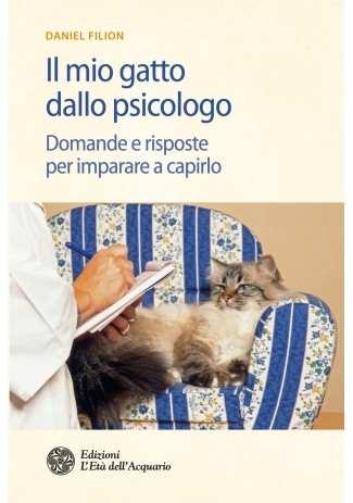 eBook: Il mio gatto dallo psicologo