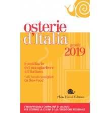 eBook: Osterie d'Italia 2019
