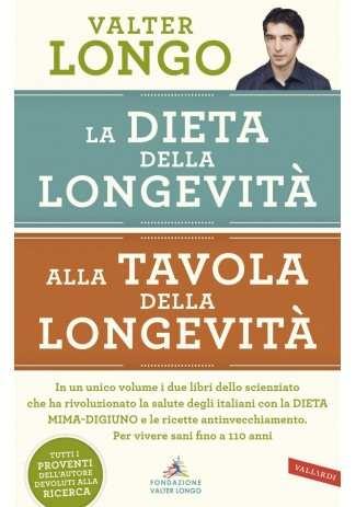 Ebook la dieta della longevit alla tavola della longevit - Alla tavola della longevita ...