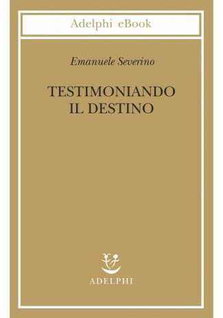 eBook: Testimoniando il destino