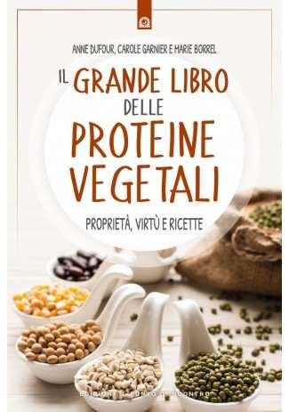 eBook: Il grande libro delle proteine vegetali