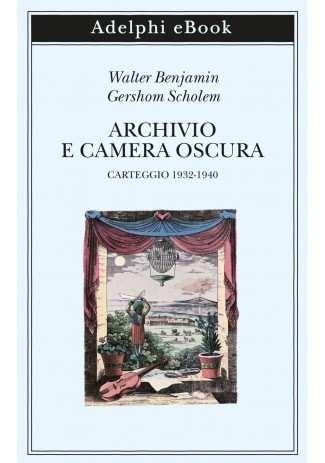 eBook: Archivio e camera oscura