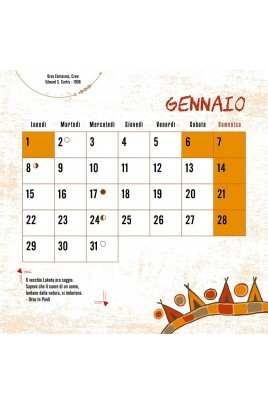 Calendario pellerossa 2018