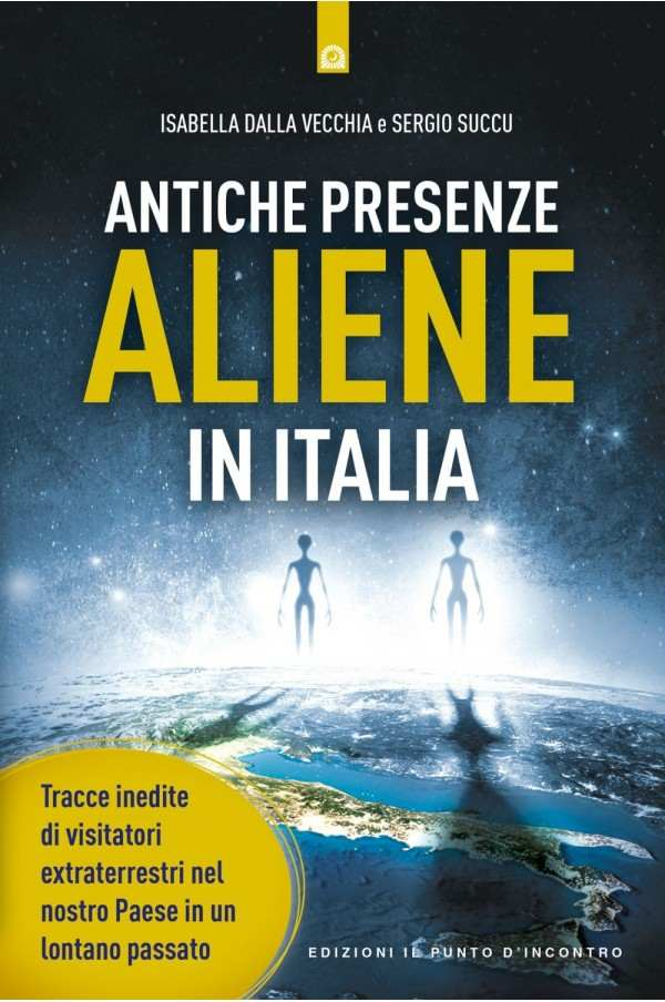 eBook: Antiche presenze aliene in italia