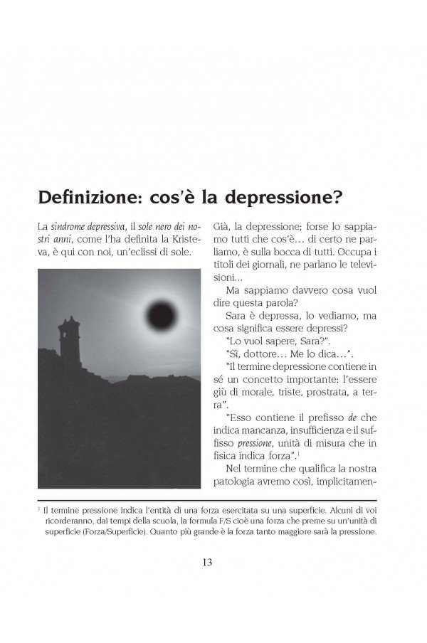 La depressione