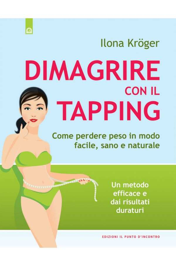 eBook: Dimagrire con il tapping
