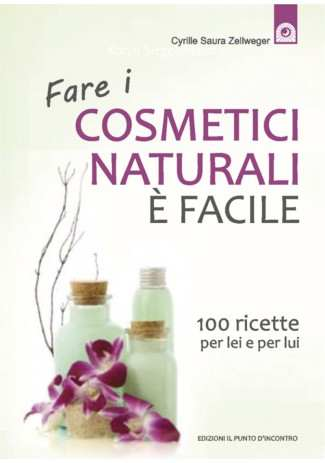 eBook: Fare i cosmetici naturali e facile