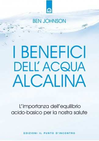 eBook: I benefici dell'acqua alcalina