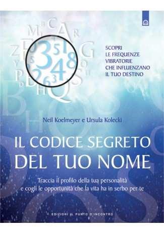 eBook: Il codice segreto del tuo nome