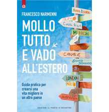 eBook: Mollo tutto e vado all'estero