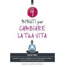 eBook: 4 minuti per cambiare la tua vita
