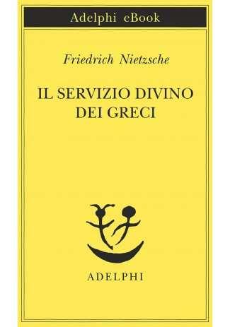 eBook: Il servizio divino dei greci