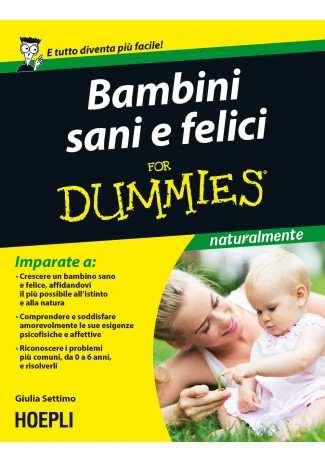 eBook: Bambini sani e felici For Dummies