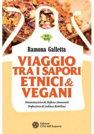 eBook: Viaggio tra i sapori etnici & vegani