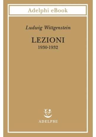 eBook: Lezioni 1930-1932