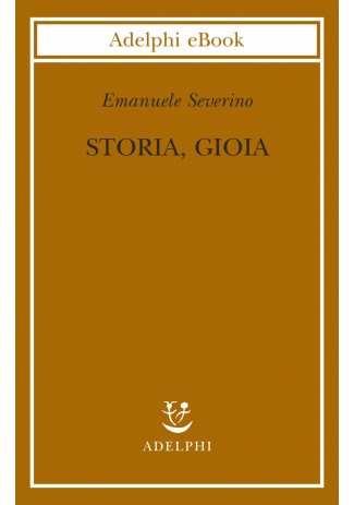 eBook: Storia, Gioia