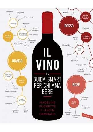 eBook: Vino. La guida smart per chi ama bere