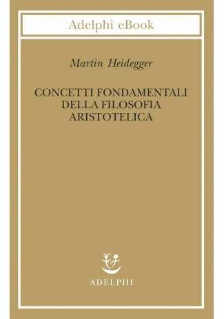 eBook: Concetti fondamentali della filosofia aristotelica
