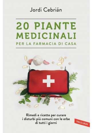 eBook: 20 Piante medicinali per la farmacia di casa