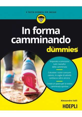 eBook: In forma camminando for dummies