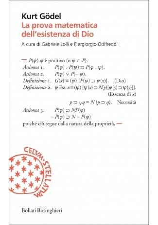 eBook: La prova matematica dell'esistenza di Dio