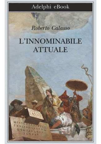 eBook: L'innominabile attuale