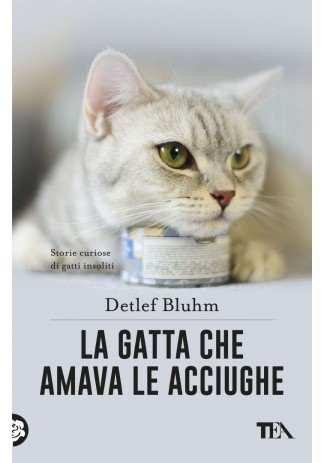 eBook: La gatta che amava le acciughe