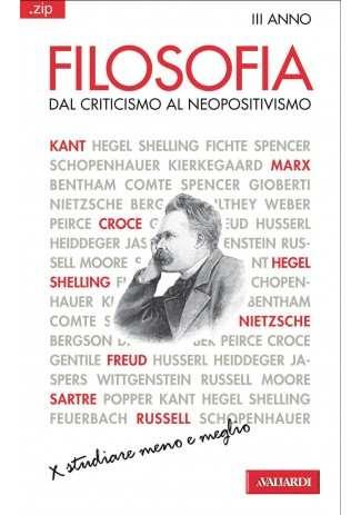 eBook: Filosofia. Dal criticismo al neopositivismo