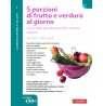 eBook: 5 porzioni di frutta e verdura al giorno