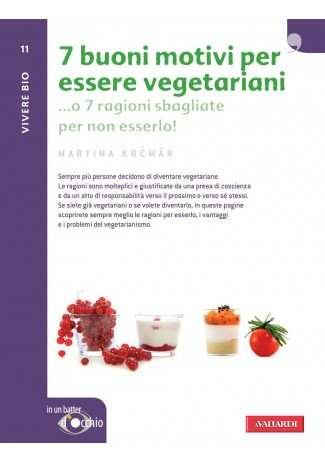 eBook: 7 buoni motivi per essere vegetariani