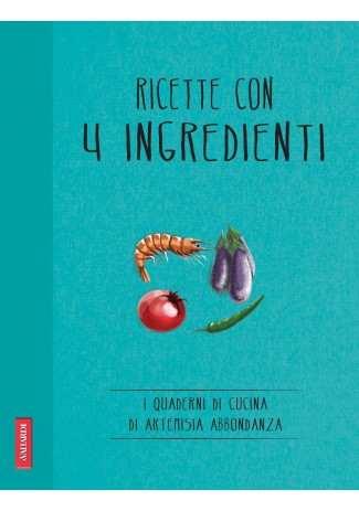 eBook: Ricette con 4 ingredienti