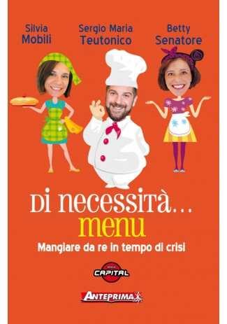 eBook: Di necessità… menu