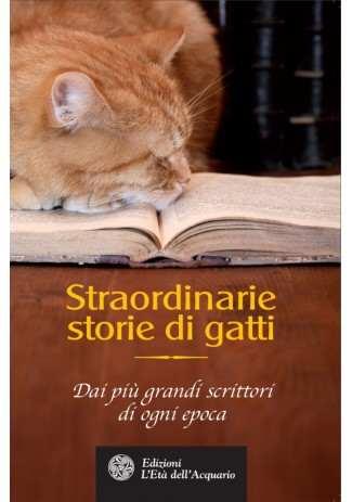 eBook: Straordinarie storie di gatti