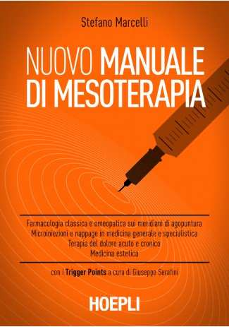 eBook: Nuovo manuale di mesoterapia