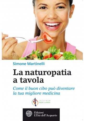 eBook: La naturopatia a tavola