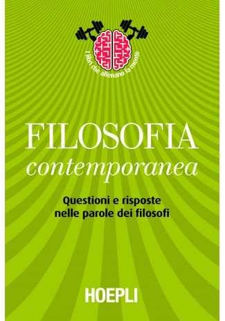 eBook: Filosofia contemporanea