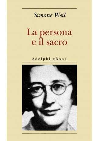 eBook: La persona e il sacro