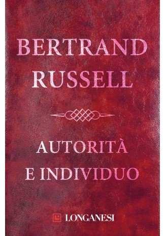 eBook: Autorità e individuo
