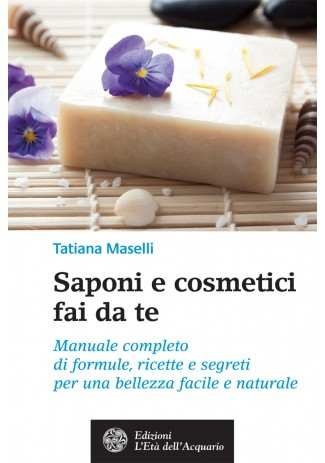 eBook: Saponi e cosmetici fai da te