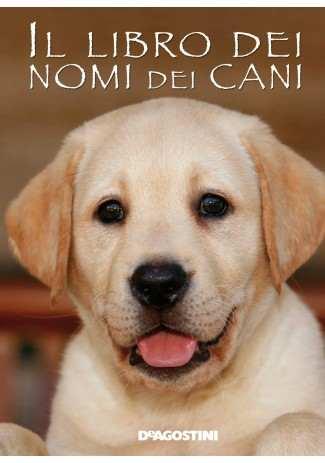 eBook: Il libro dei nomi dei cani