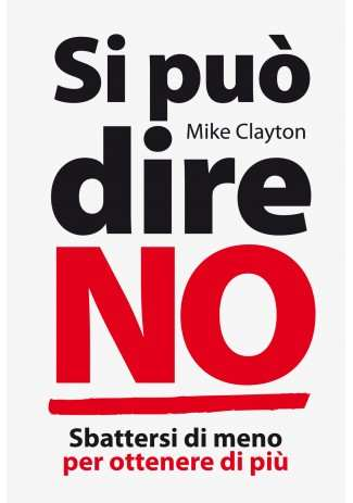 eBook: Si può dire NO