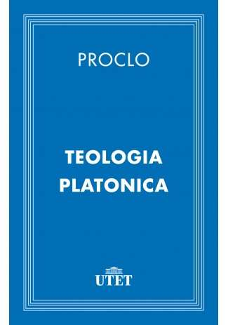 eBook: Teologia Platonica