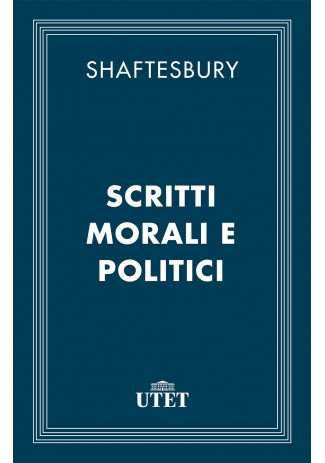 eBook: Scritti morali e politici