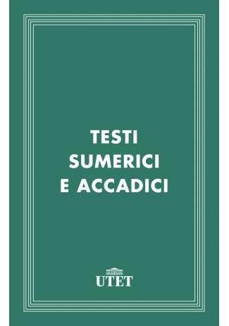 eBook: Testi sumerici e accadici