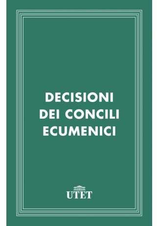 eBook: Decisioni dei Concili Ecumenici