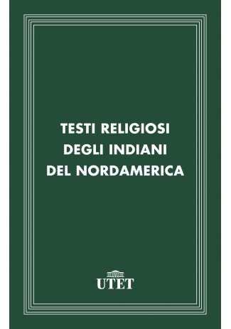 eBook: Testi religiosi degli Indiani del Nordamerica