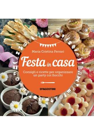 eBook: Festa in casa