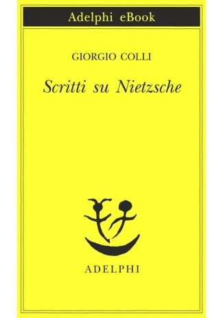 eBook: Scritti su Nietzsche