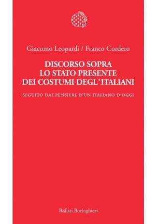 eBook: Discorso sopra lo stato presente dei costumi degl'italiani